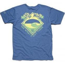 Costa Apparel Costa Kick Plastic Key West SS T-shirt