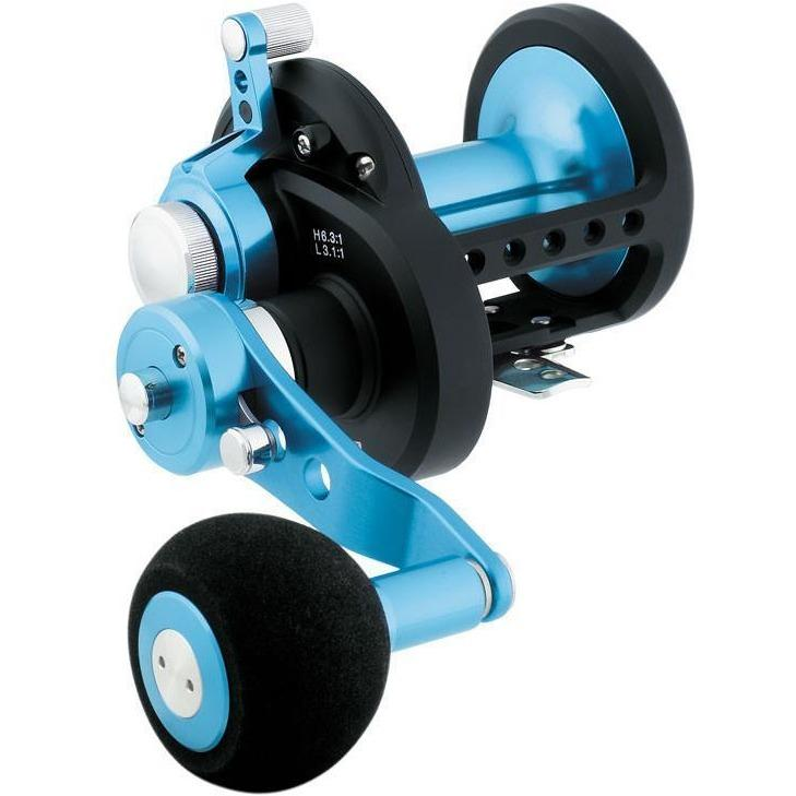 Daiwa Saltist 2-Speed Lever Drag Conventional Reel by Daiwa