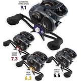 Daiwa Reel Daiwa Zillion with TWS Baitcasting Reels