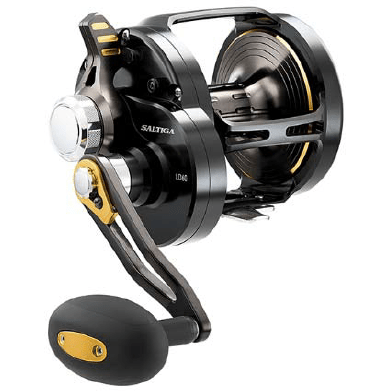Daiwa SALD60HDF Saltiga Dog Fight Lever Drag Conventional Reels by Daiwa