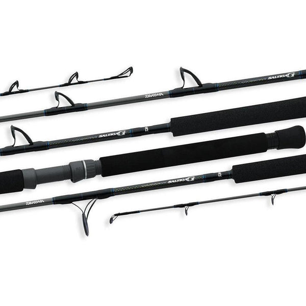 Daiwa Rod Daiwa SALTIGA® G BOAT RODS for Saltwater Fishing (Jigging)