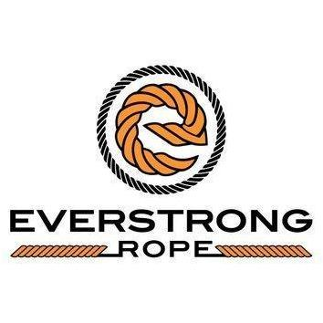 EVERSTRONG ROPE Fishing Accessories EVERSTRONG 100% Nylon Twisted Rope 600 FT Reel in various sizes