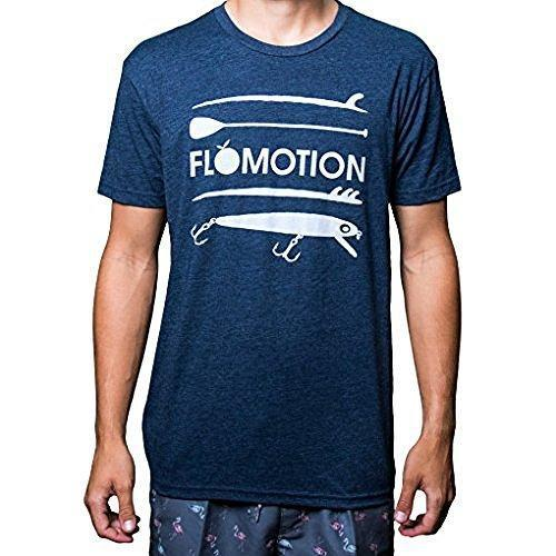 FLOMOTION Shirt Flomotion Short Sleeves Shirts -H2O (MNA)