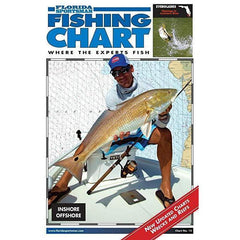 Florida Sportsman Fishing Charts - FL Southwest ( Cedar Key to Everglade city)