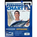 Florida Sportsman Fishing Charts Fishing Accessories Florida Sportsman Fishing Charts - FL Northeast ( Jacksonville to Palm Bay)