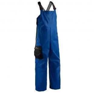 Grundens Weather Watch Sport Fishing Bib Trousers - Blue