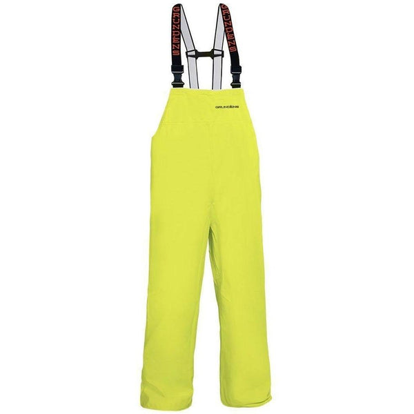 Grundens Petrus 116 Fishing Bib Pants-Yellow