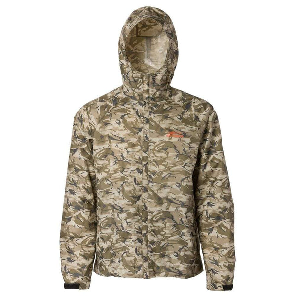 Grundens Rain Gear Grundens Weather Watch Hooded Jackets - Camo