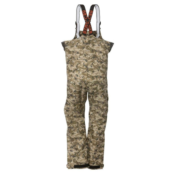 Grundens Rain Gear Grundens Weather Watch Sport Fishing Bib Trousers - Refraction Camo