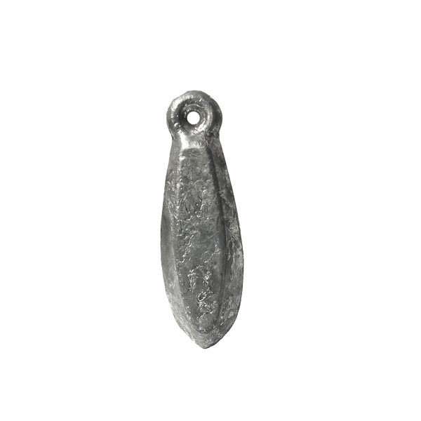 Joy Fish Weights & Sinkers Joy Fish Bank Sinker - 5 LB Bulk Package