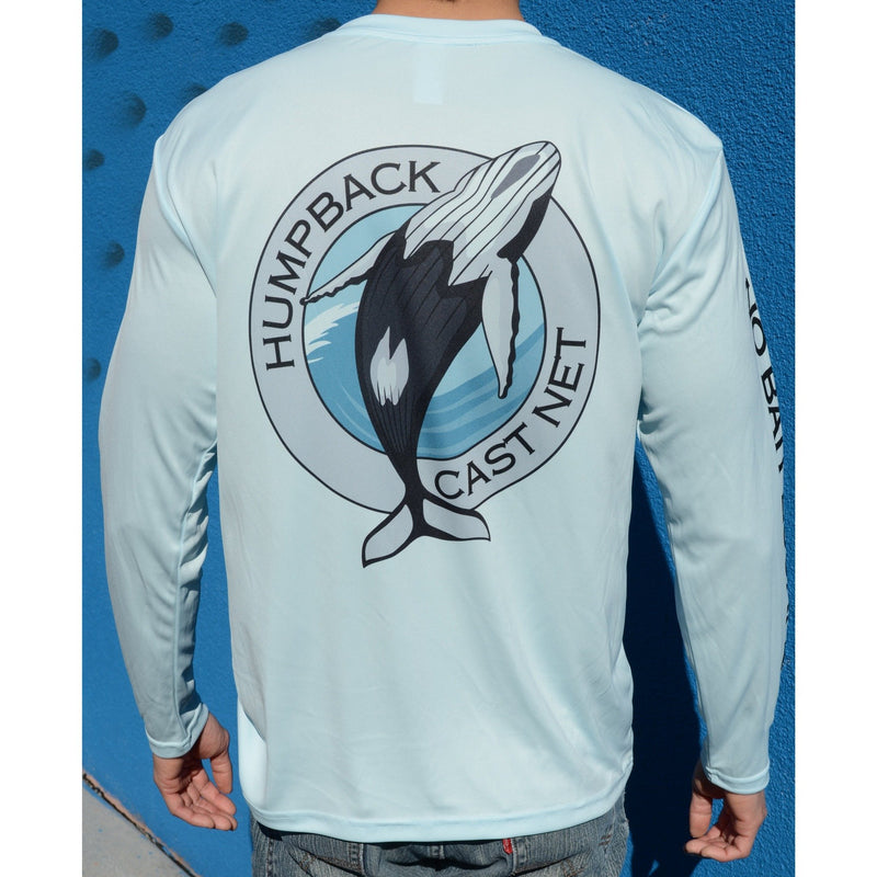 Lee Fisher International, Inc. Apparel Humpback Performance Fishing Shirt