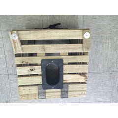 Wooden Stone Crab Trap-Assembled