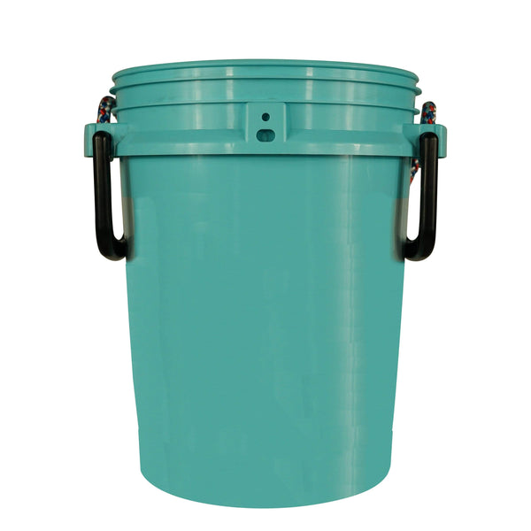 Lee Fisher Sports Bucket BUCKET PAL- 5 GALLON BUCKET (NO LID) NO PRINTED BLUE
