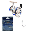 Lee Fisher Sports Labor Day Special Ohero Spinning Reel A+B+C Special