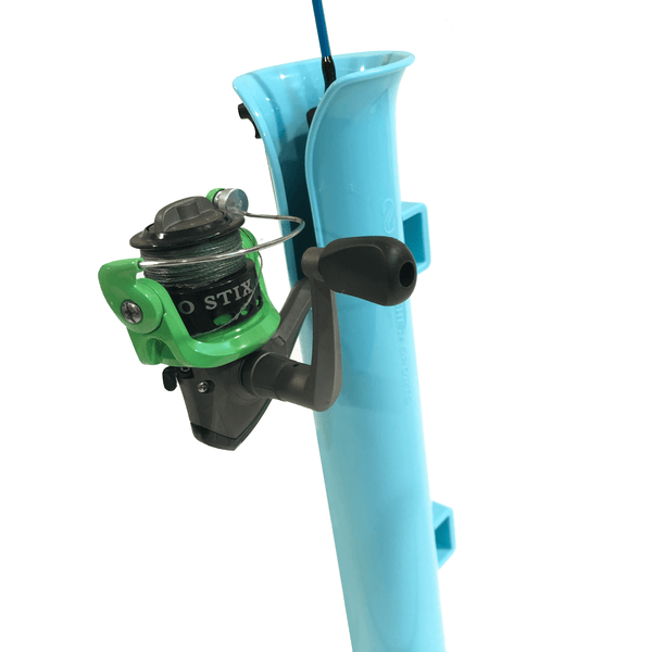 Lee Fisher Sports Rod Holder Rod Holder with Zip Tie-Portable & releasable to any spot