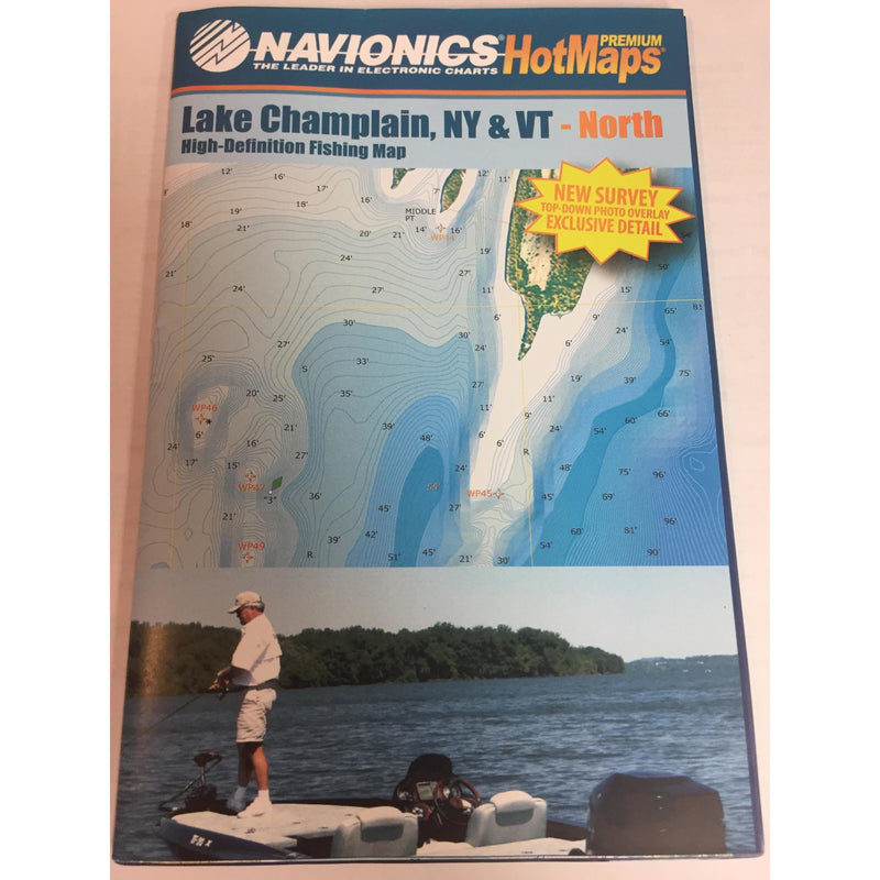 Navionics Fishing Accessories Navionics High-Definition Fishing Chart - US Nouthesten