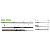Ohero Gold Series ISGC Casting Rods by Ohero