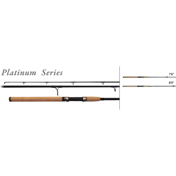 Ohero Platinum Spinning Rods by Ohero