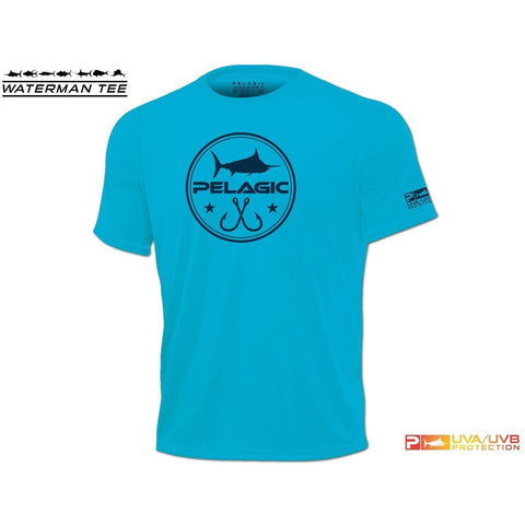 Pelagic Waterman Tee 7890 Series