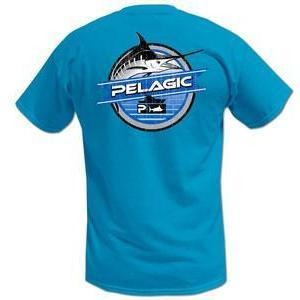 Pelagic Apparel Pelagic  Men's Cerveza Tee
