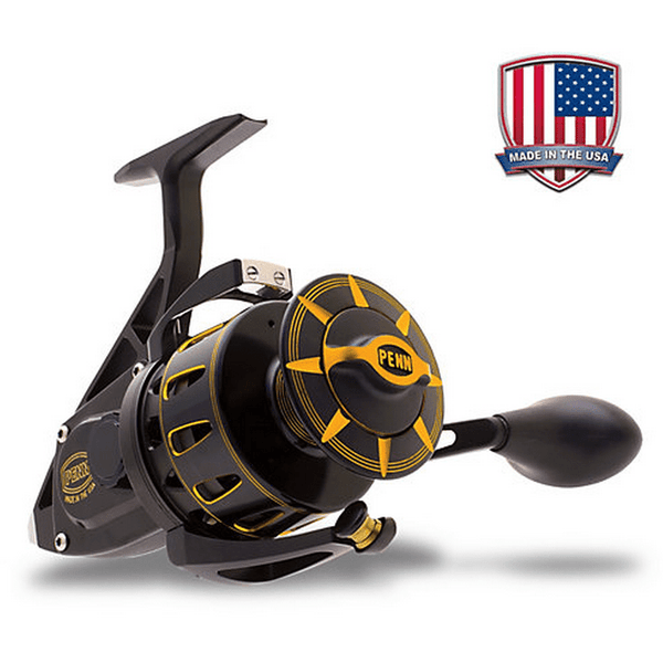 PENN Torque BBLS Spinning Reels by PENN (No Bailed)