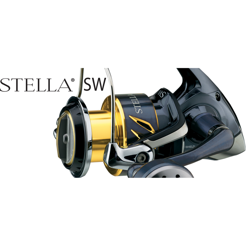 Shimano Stella SW Spinning Reels