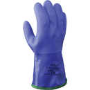 Showa Apparel Showa Atlas 490 Triple Dipped PVC Gloves with Insulating Acrylic Fleece Liner
