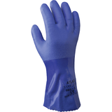 SHOWA ATLAS 660 PVC Dipped Oil Resistant Safety Work Gloves