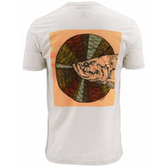 Simms Artist Series Keeler Tarpon  Putty SS T-SHIRTS