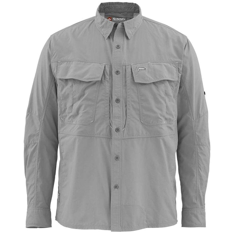 Simms Apparel Simms Men's Guide Long Sleeve Fishing Shirt