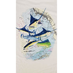 Steve Whitlock Signature Men's Gulf Slam SS Shirts