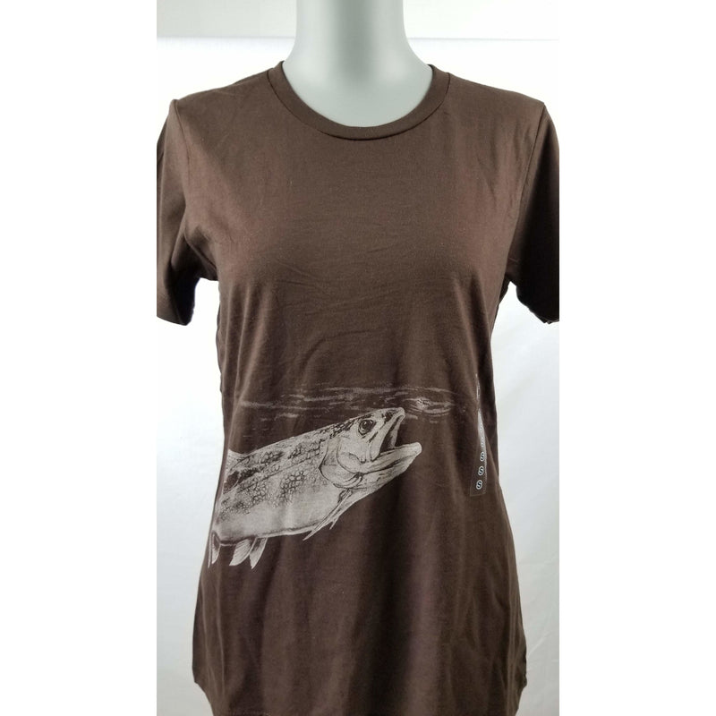 Steve Whitlock Apparel Steve Whitlock Signature Women's T&T Freshwater Trout SS Shirts