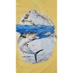 Steve Whitlock Signature Men's Kingfish SS Shirts