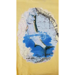 Steve Whitlock Signature Men's Keys Tarpon SS Shirts