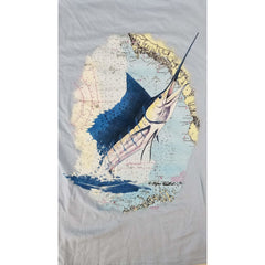 Steve Whitlock Signature Men's Sailfish SS Shirts