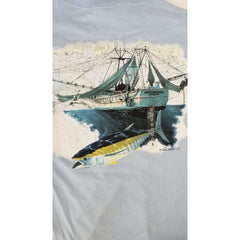 Steve Whitlock Signature Men's UG Shrimp Boat SS Shirt