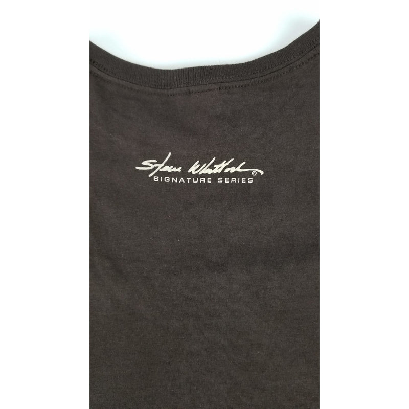 Steve Whitlock Apparel Steve Whitlock Signature Women's Tone on Tone Marlin SS