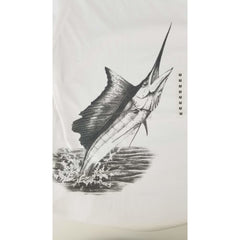 Steve Whitlock Signature Women's Tone on Tone Sailfish SS Shirts