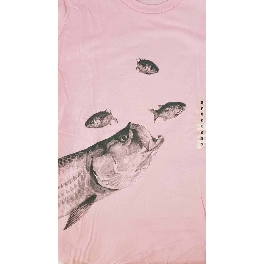 Steve Whitlock Apparel Steve Whitlock Signature Women's Tone on Tone Tarpon SS
