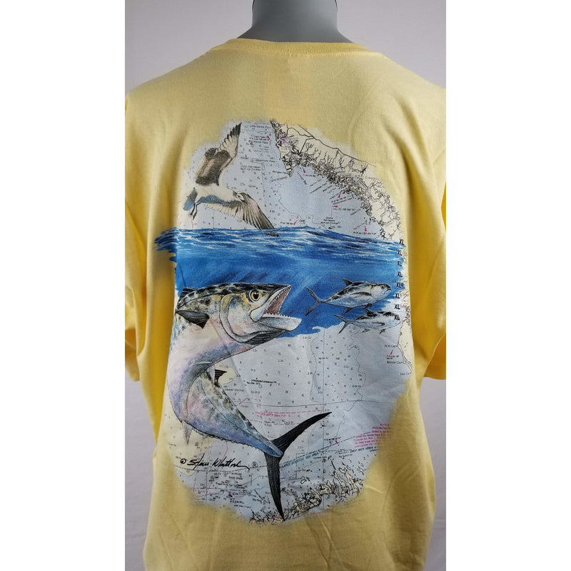 Steve Whitlock Apparel Steve Whitlock Signature Kingfish SS Shirts