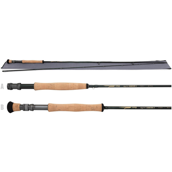 Temple Fork Outfitters Rod Temple Fork Signature II Fly Rods