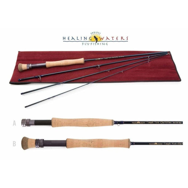 Temple Fork Outfitters Rod Temple Fork Project Healing Waters Fly Rods