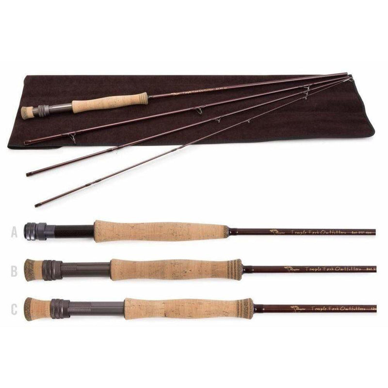 Temple Fork Outfitters Rod Temple Fork Mangrove Series Fly Rod