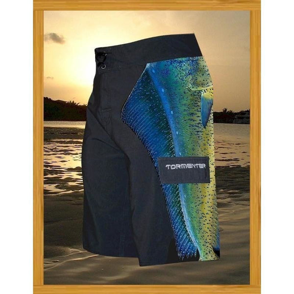 Tormenter Apparel Tormenter Men 4X4 Side To Boardshorts