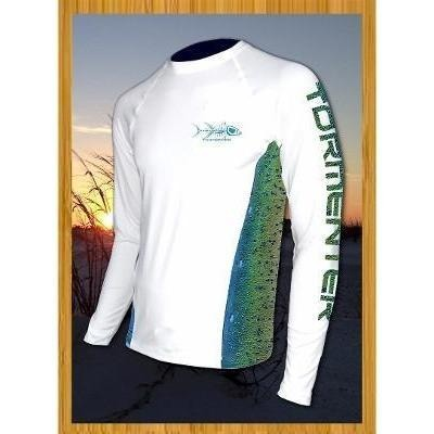 Tormenter Apparel Tormenter Mahi Side To Performance Shirt