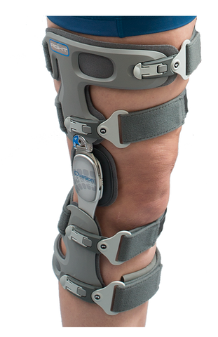 Game Changer Premium Universal OA Knee Brace By Ovation Medical