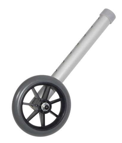 "Universal 5"" Walker Replacement Wheels"