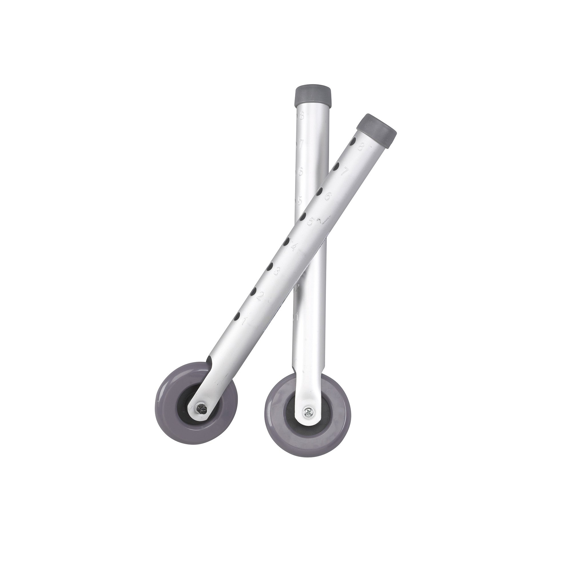 Universal 5 Quot Walker Replacement Wheels Csa Medical Supply
