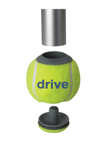 Drive Medical Walker Rear Tennis Ball Glides - CSA Medical Supply