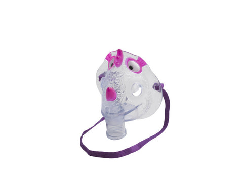 Airial™ Nic the Dragon Nebulizer Mask - CSA Medical Supply